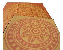 Aboriginal Circle Time OrangeYellow