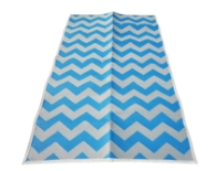 Chevron Blue-Grey