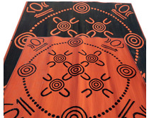 Gatherings Black-Orange