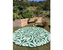 New Zealand Korero GreenWhite