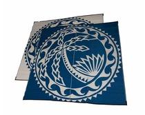 Samoa Aa i Faga BlueWhite
